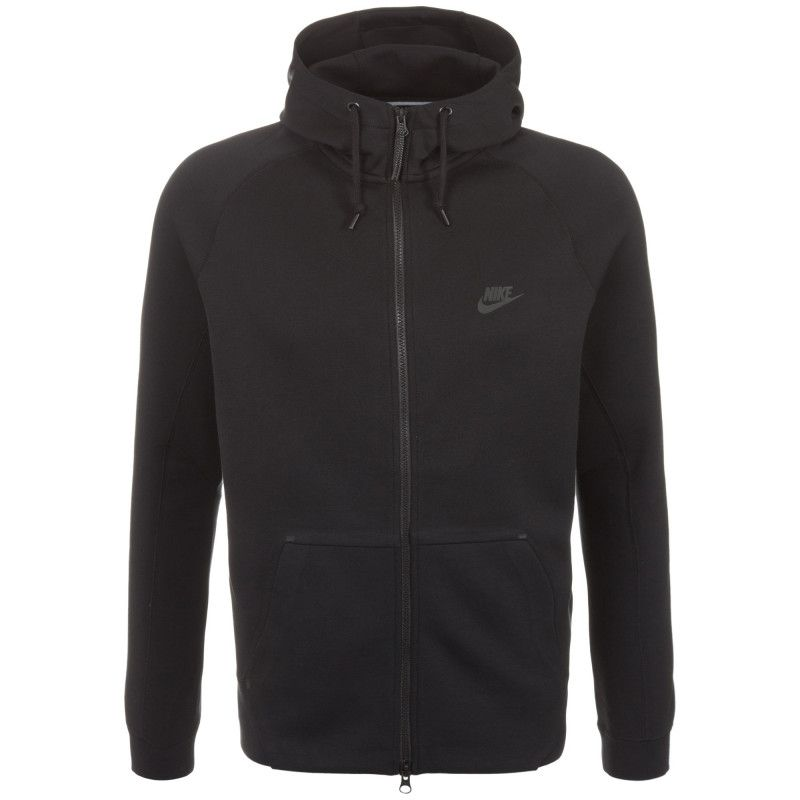 4b1e62b027f86 Sweat Nike Tech Fleece AW77 Full Zip Hoodie - 559592-012