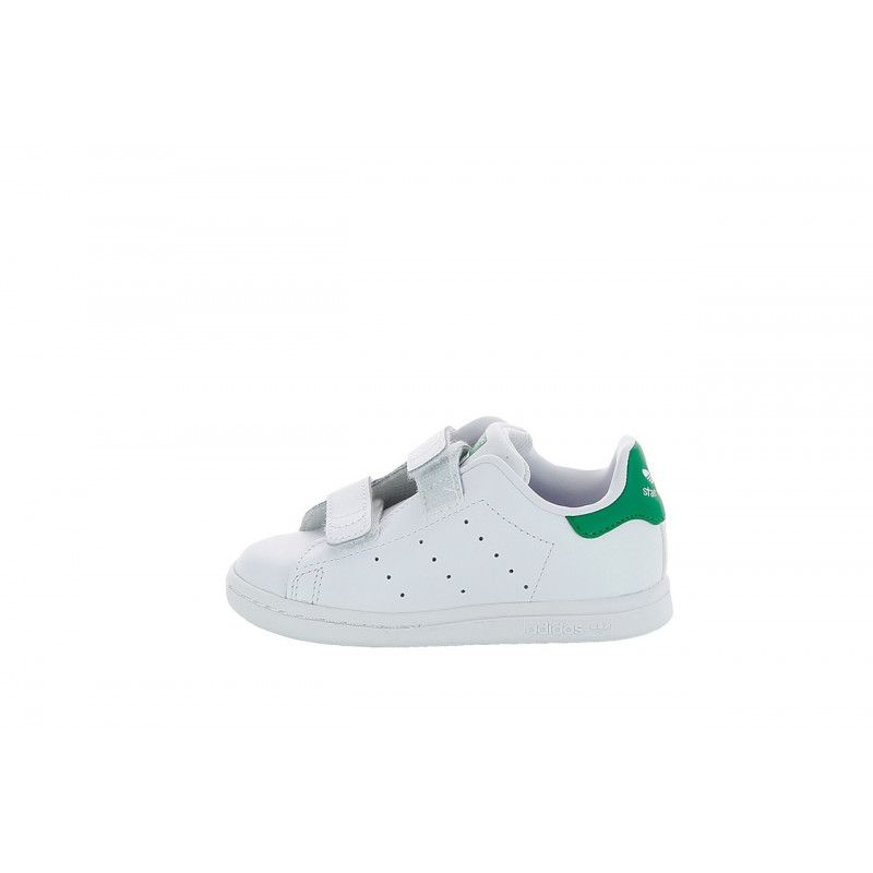 65b652c5fce96 Basket adidas Originals Stan Smith Bébé - M20609 - Pegashoes