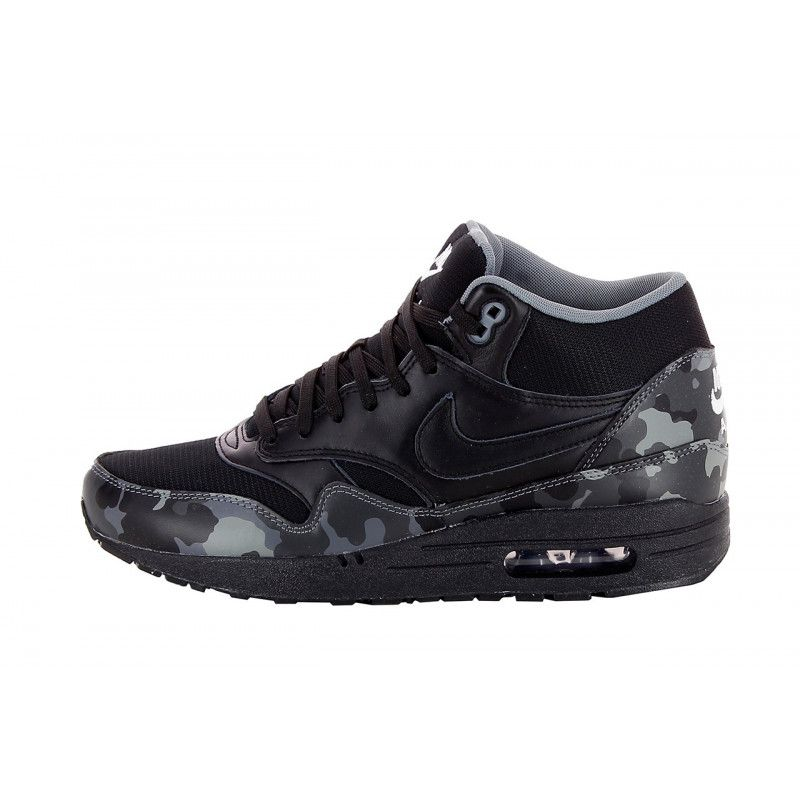wholesale sales special for shoe best price Basket Nike Air Max 1 Mid - 685192-001 - Pegashoes