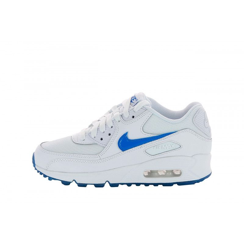 san francisco c52be 07982 Basket Nike Air Max 90 Glow (GS) - 685603-100