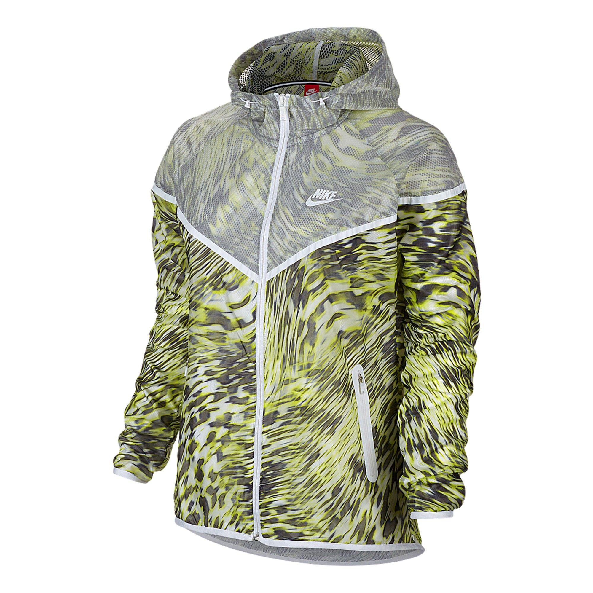 Veste Nike Tech Hyperfuse Windrunner 645017 702 Pegashoes