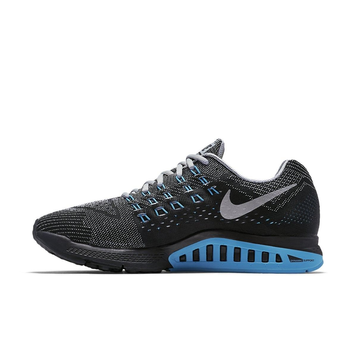 97d9918a82afe Basket Nike Air Zoom Structure 18 - 683731-002 - Pegashoes