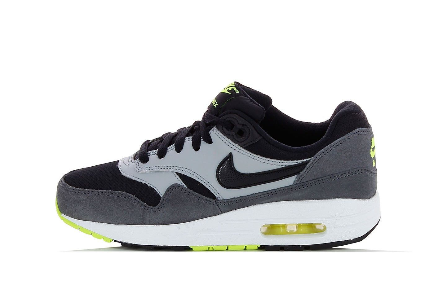 online store 59ffd 70021 Basket Nike Air Max 1 (GS) - 555766-047 - Pegashoes