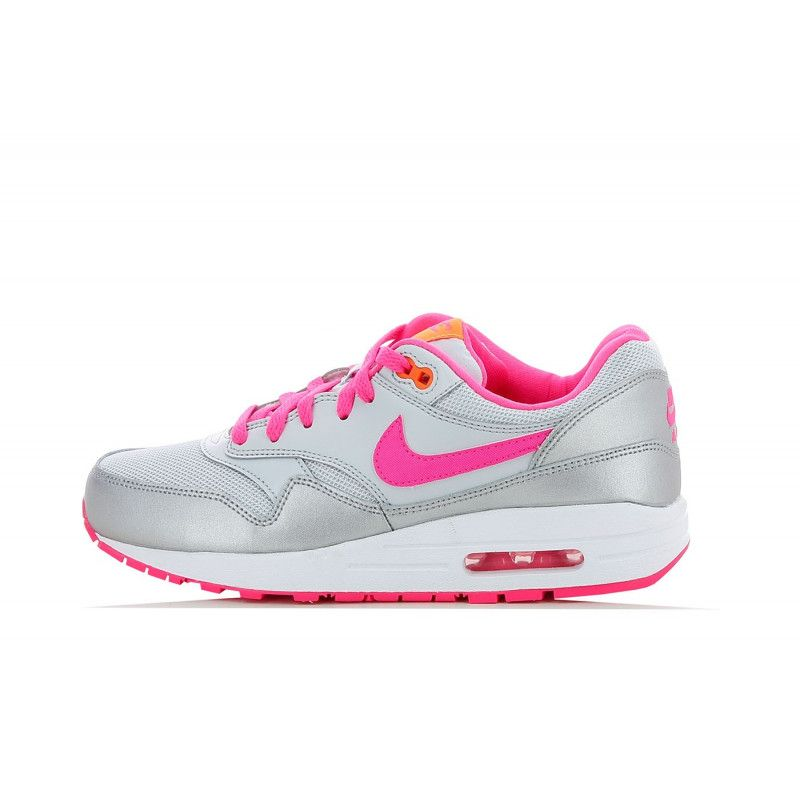online store 761e8 a62d9 Basket Nike Air Max 1 (GS) - 653653-005