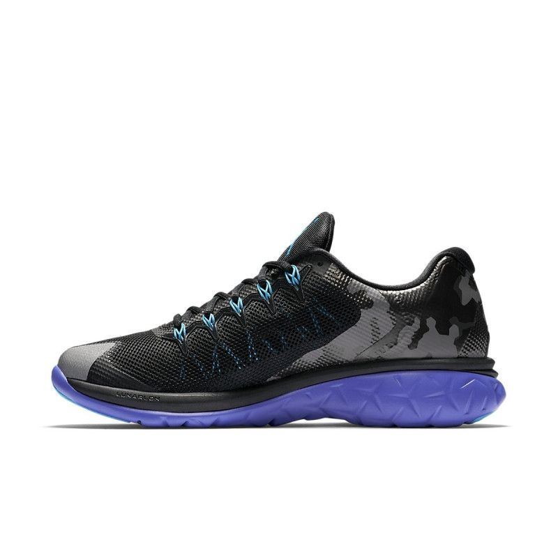 Nike Jordan Flight Runner 2 - 715572-007 Noir - Chaussures Baskets basses Homme
