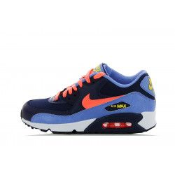 Basket Nike Air Max 90 (GS) - 724855-408