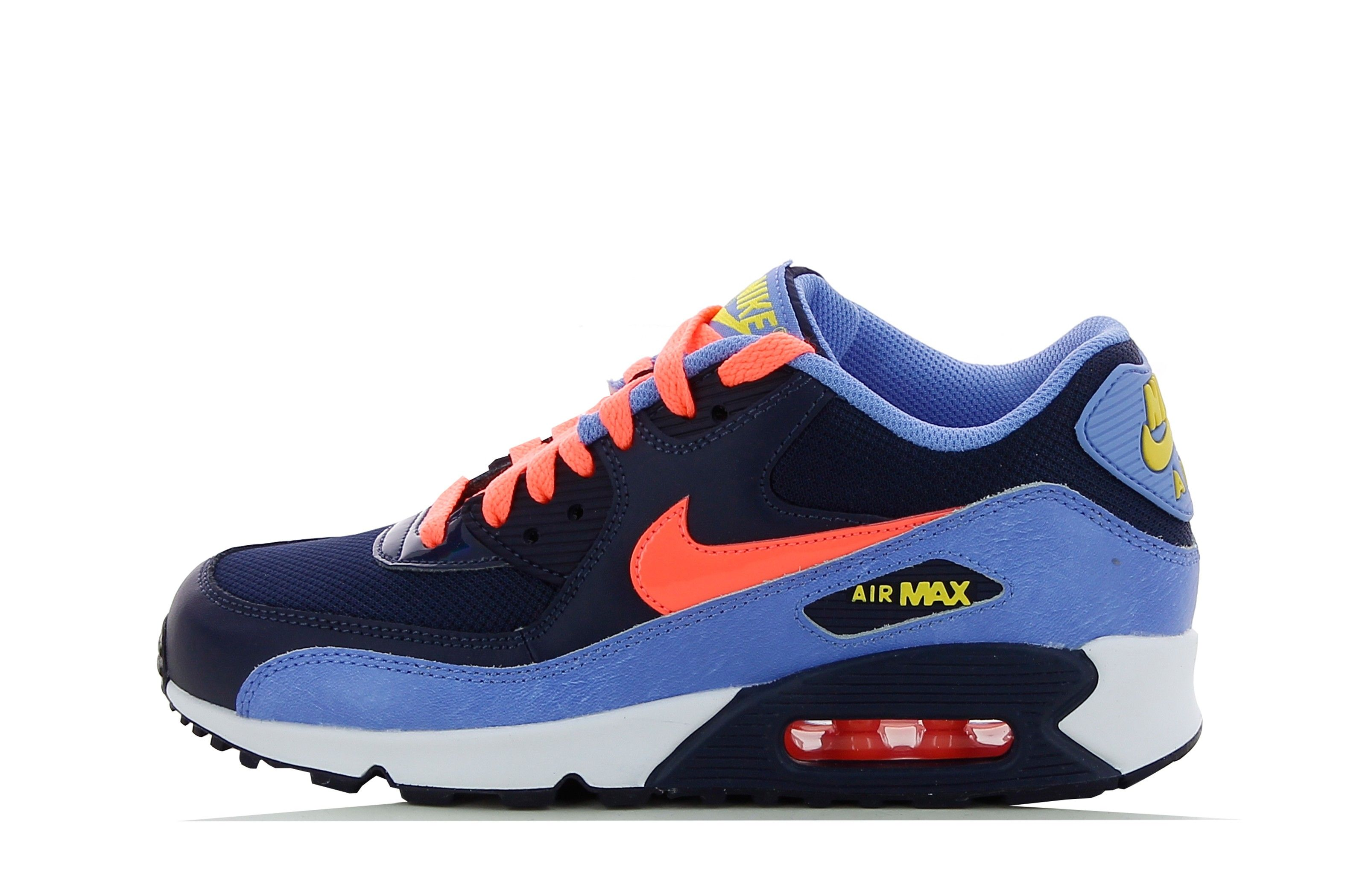 Basket Nike Air Max 90 (GS) 724855 408 Pegashoes
