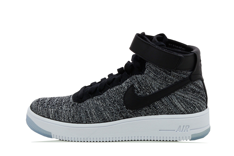 Basket Nike Air Force 1 Ultra Flyknit 818018 001 Pegashoes