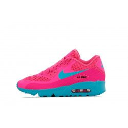 Basket Nike Air Max 90 Breathe (GS) - 833409-600