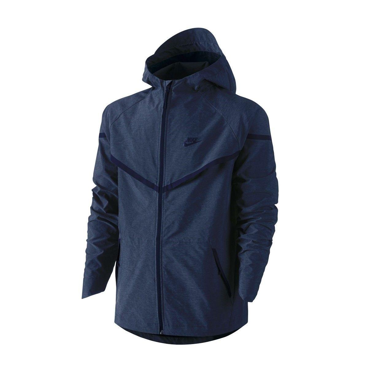 wholesale price discount shop purchase cheap Veste coupe-vent Nike Tech Fleece Windrunner - 727349-065 - Pegashoes