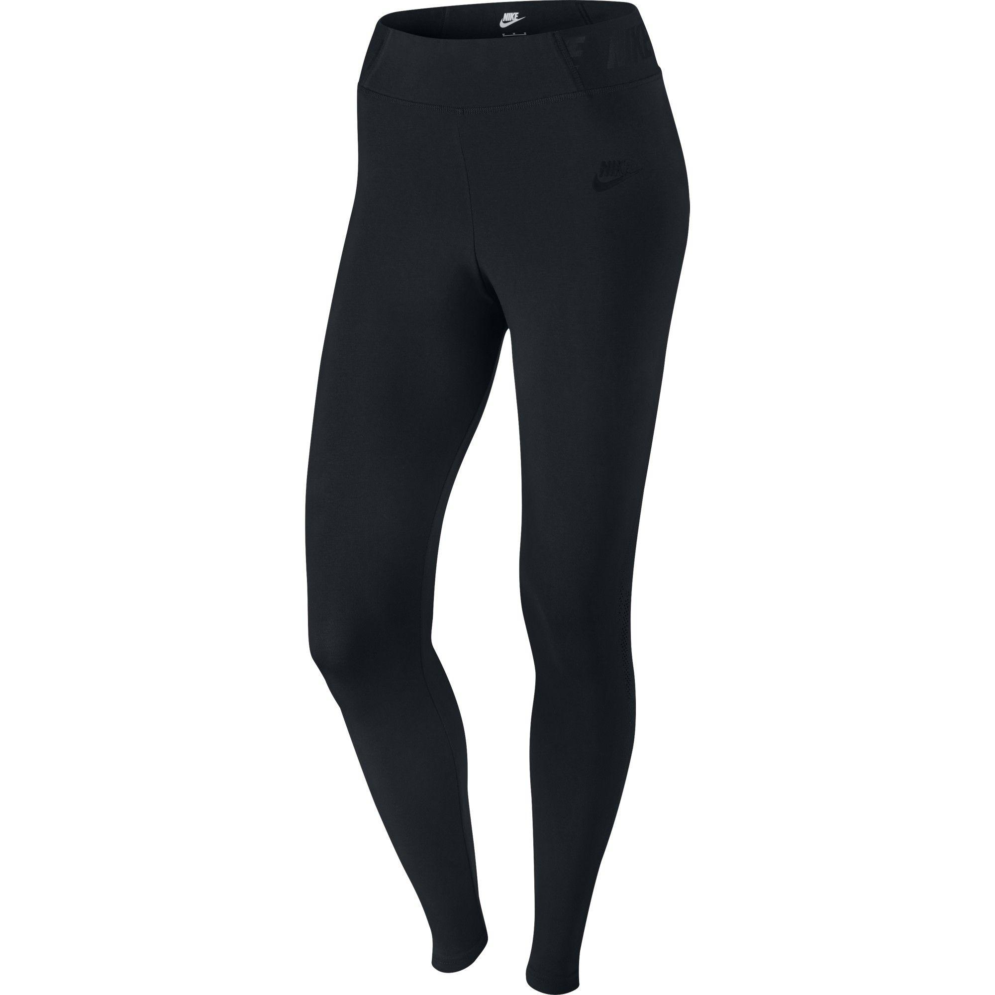 best loved promo code great fit Legging Nike Bonded Mesh - 726089-010 - Pegashoes