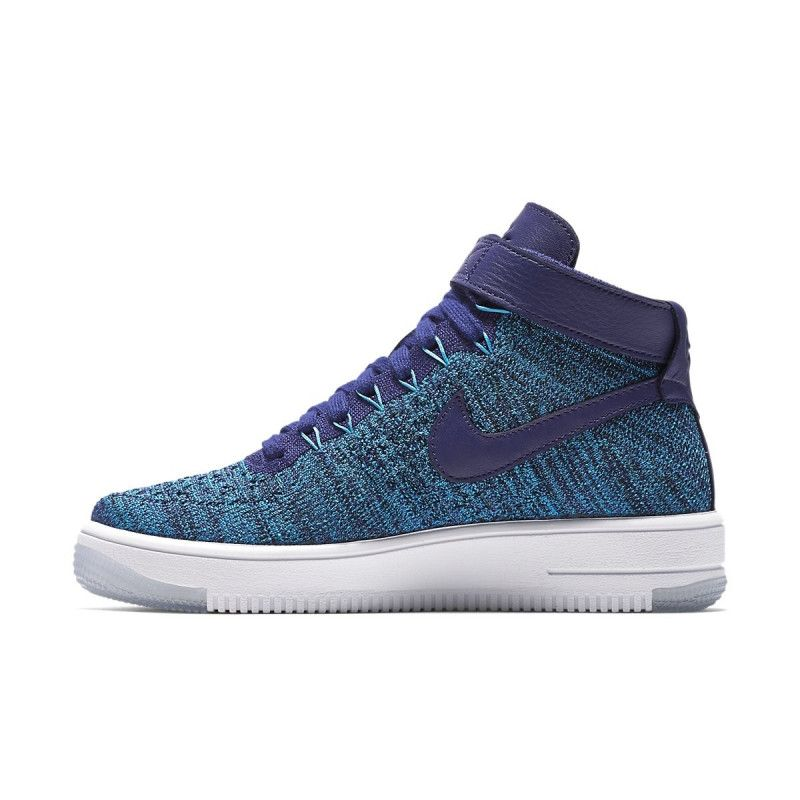 Basket Nike Air Force 1 Ultra Flyknit - 818018-400