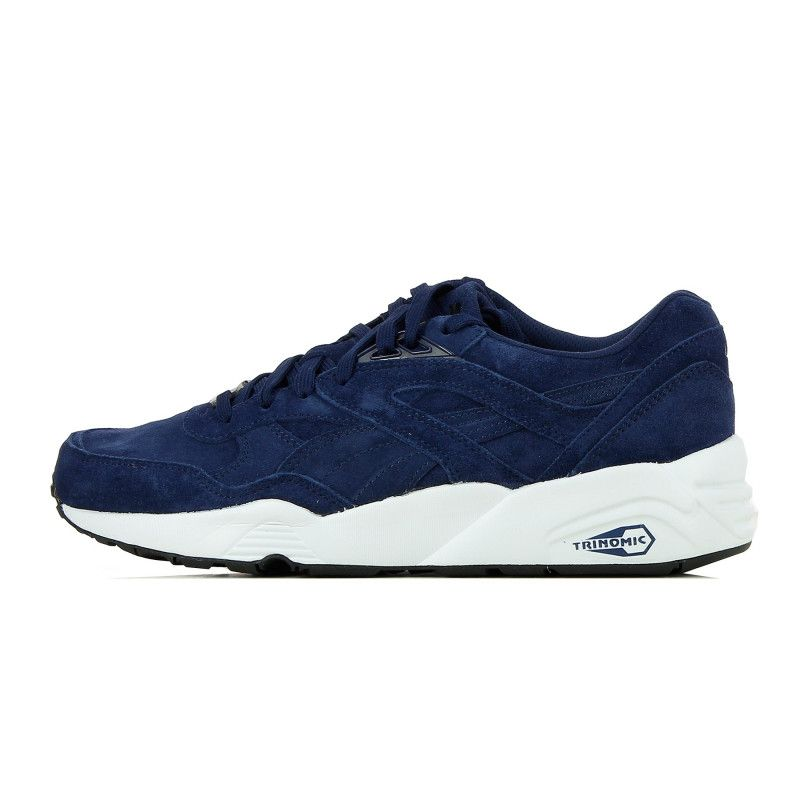 puma basket trinomic r698 allover suede
