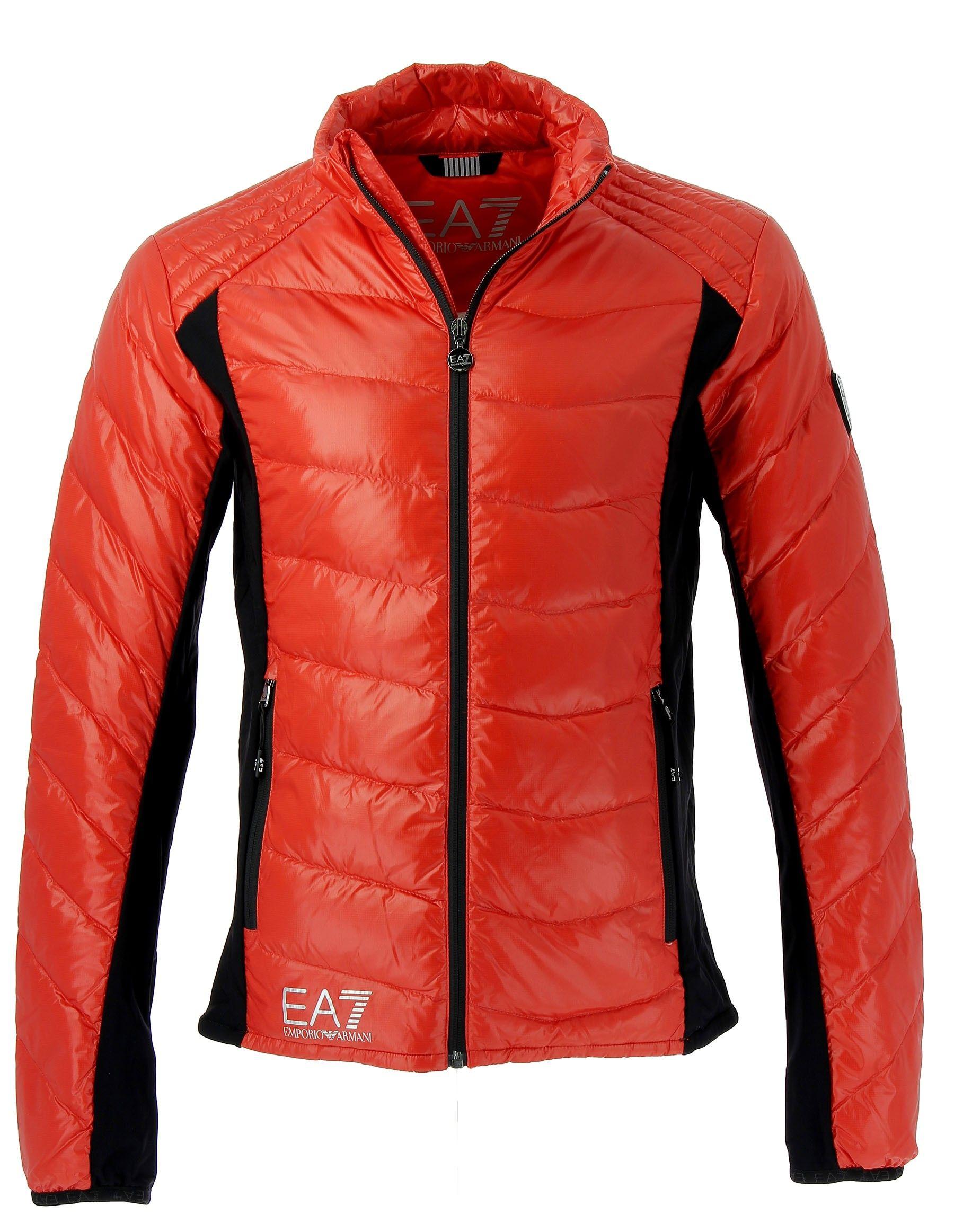 Doudoune EA7 Down Jacket Emporio Armani - Pegashoes 093e26330fe1
