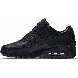Basket Nike Air Max 90 Leather (GS) - 833412-001