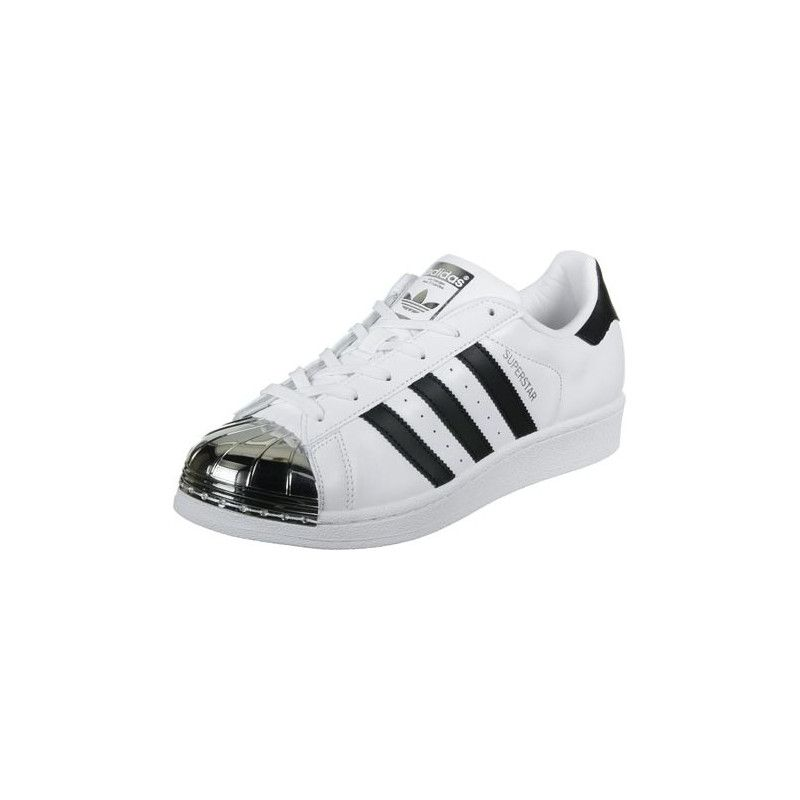 Basket adidas Originals Superstar 80s Metal - BB5114