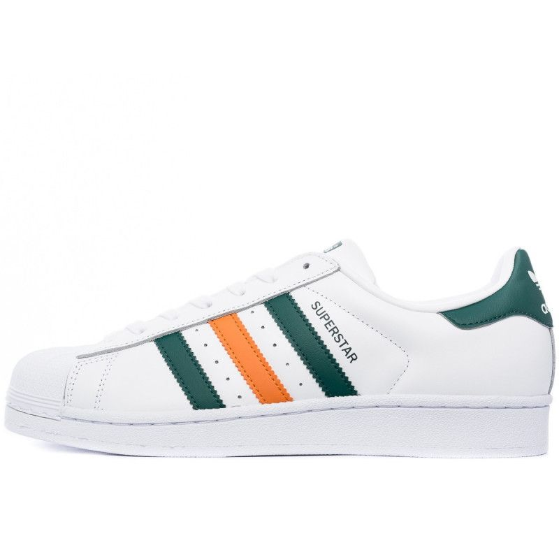adidas Originals Superstar - BB2247 Blanc - Chaussures Baskets basses Homme