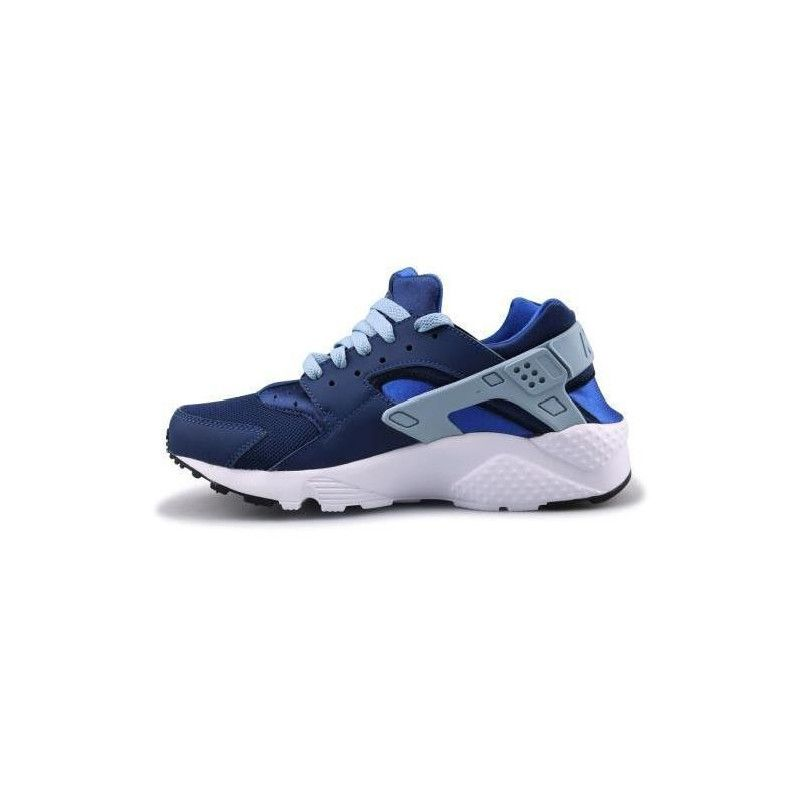 Basket Nike Air Huarache Run GS 654275 406 PegaChaussures