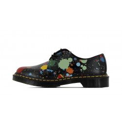 Chaussures à lacets Dr Martens Splatter Smooth - 1461-22184001