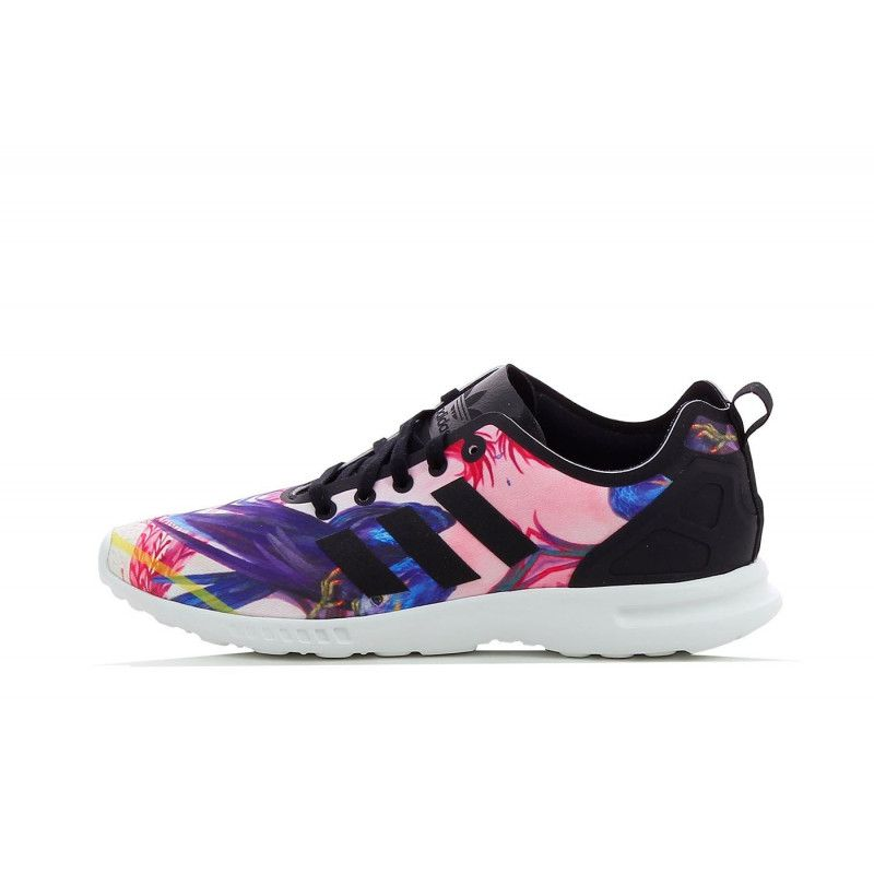 sports shoes dcdf7 42769 Basket adidas Originals ZX Flux Smooth - S82937