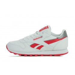 Basket Reebok Classic Leather Junior - V70195