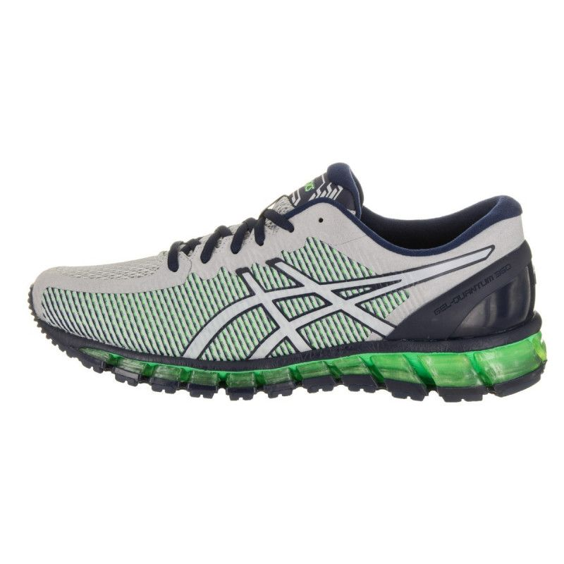 Asics Gel Quantum 360 - Ref. T6G1N-0158 Gris - Chaussures Baskets basses Homme