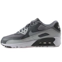Basket Nike Air Max 90 Mesh Junior - 833418-016