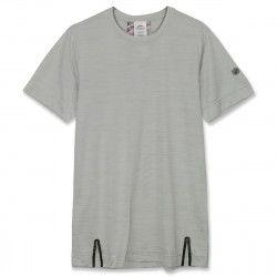 asics t shirt beige