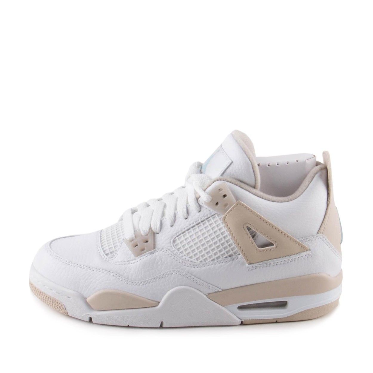 official photos ae50c 230e4 Basket Nike Air Jordan 4 Retro Junior - 487724-118 - Pegashoes