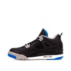 Nike Basket Nike Air Jordan 4 Retro Junior - 408452-006