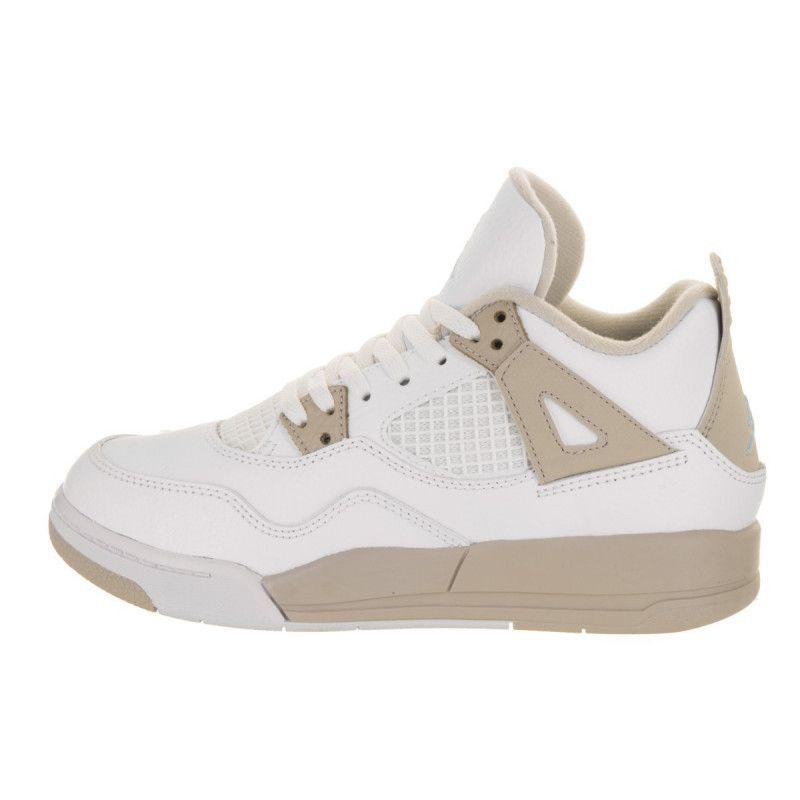 nouveaux styles 19bd0 1849d Basket Nike Air Jordan 4 Retro Cadet - 487725-118