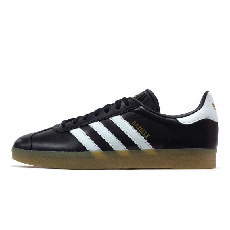 basket adidas noir gazelle