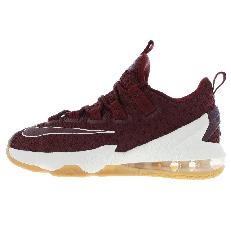 802b565e60a4 Basket Nike Lebron XIII Low Junior - 834347-600 - Pegashoes