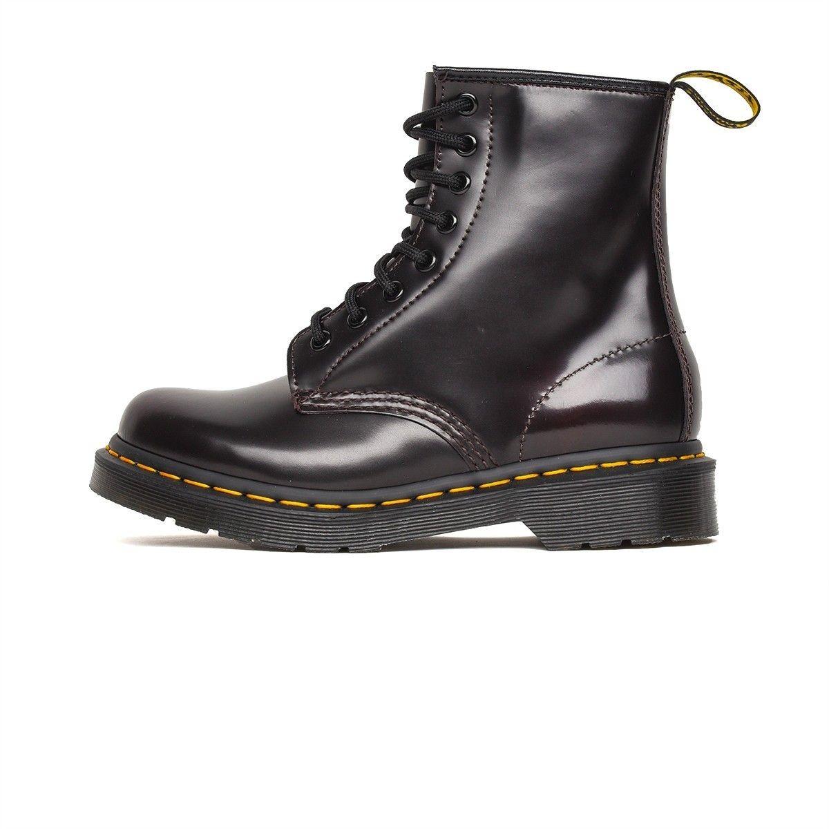 Dr Martens Boots Dr. Martens 1460 Arcadia Cherry Red -  13661601-1460CHERYREDA. Loading zoom 96e99f8d0266