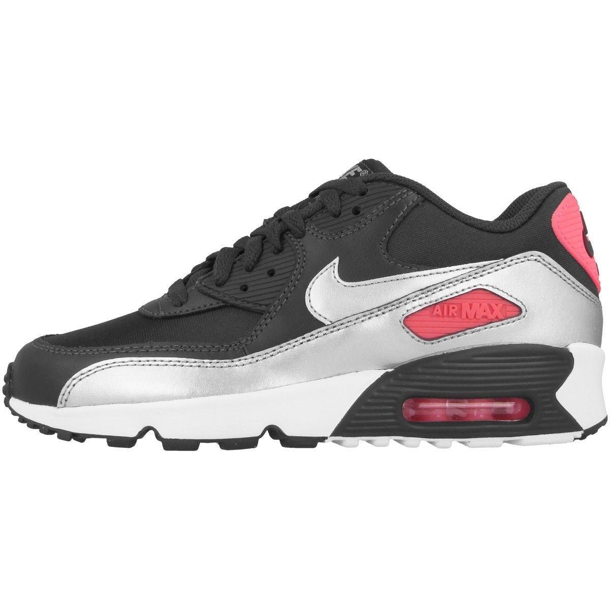 new arrival 63754 29872 Nike Basket Nike Air Max 90 Mesh Junior - 833340-009. Loading zoom
