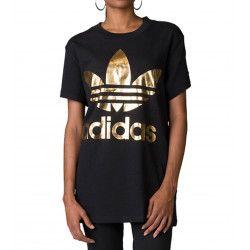 Adidas Originals Tee-shirt adidas Originals Trefoil - 628160