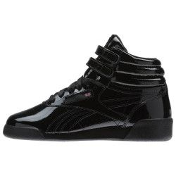 Basket Reebok Freestyle Hi Patent Leather Cadet - CN2079