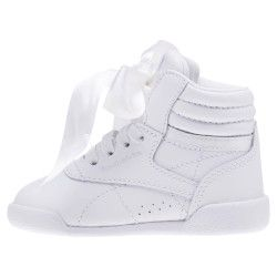 Basket Reebok Freestyle Hi Satin Bow Bébé - CN2028