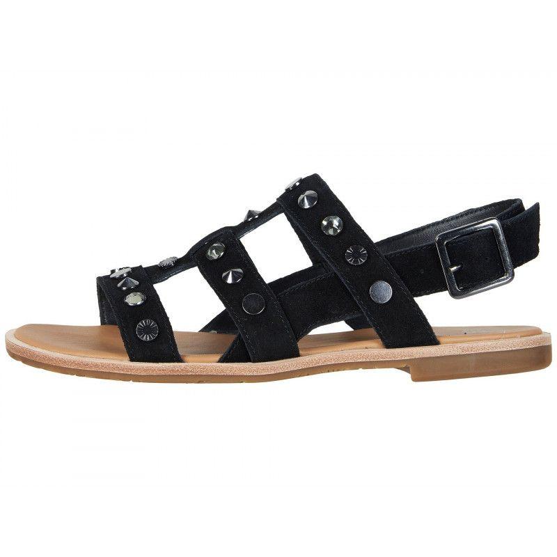 Ugg Zariah Blk Sandale Bling Studded Pegashoes 0mvN8nwO