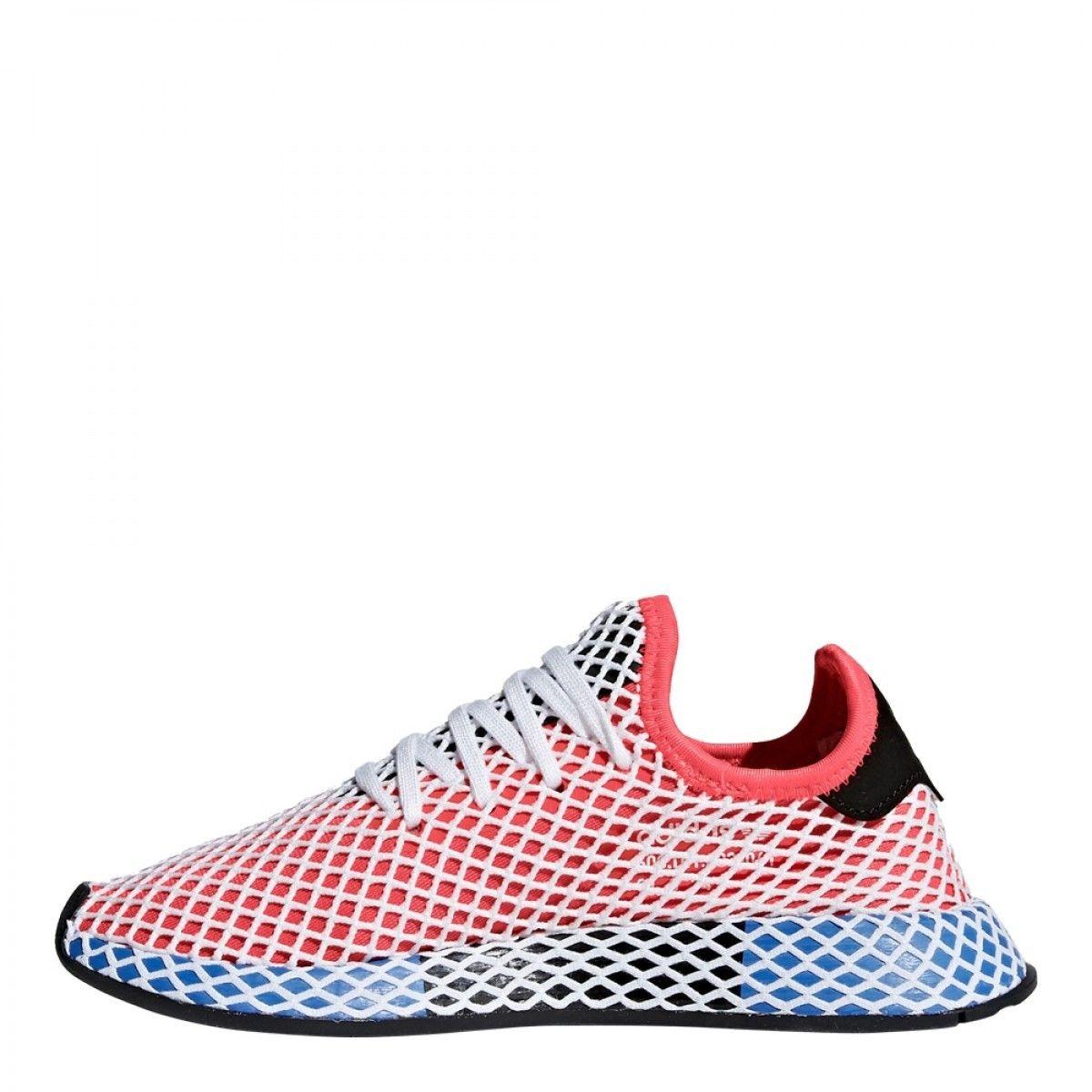 new style 507ef e5ed0 Adidas Originals Basket adidas Originals Deerupt Runner Junior - DA9610.  Loading zoom