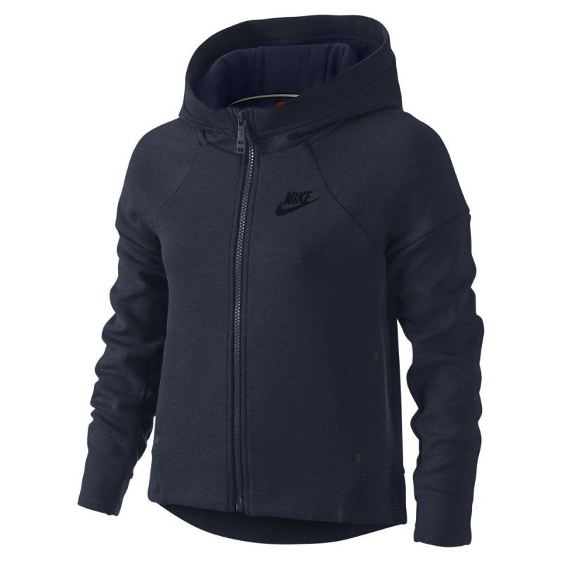 ... shop 6acab 84723 Nike Sweat Nike Tech Fleece Full-Zip Junior -  807563-473 ... d5cb4140a