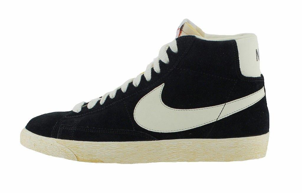 nuovo design top design più economico Basket Nike Blazer High Suede - 375722-001 - Pegashoes