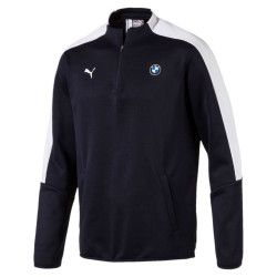 Sweat Puma BMW Motorsport T7 Half Zip - 575505-01