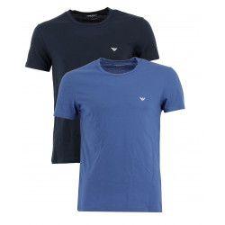Pack 2 tee-shirts EA7 Emporio Armani - 111267-8P722-50035