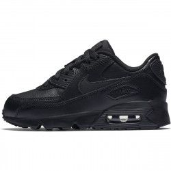 Basket Nike Air Max 90 Leather Cadet - 833414-001