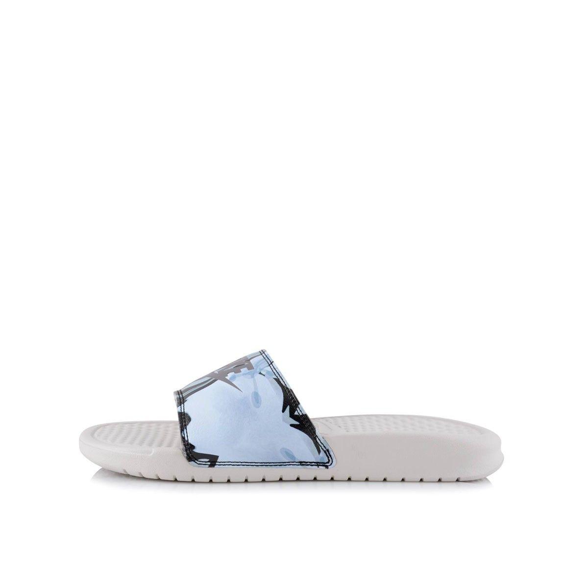 super popular 13155 18abb Nike Sandale Nike Benassi Just Do It Print - 618919-015. Loading zoom