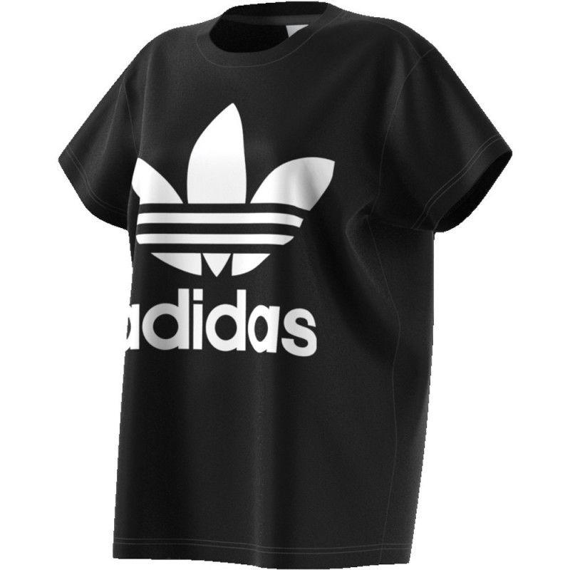 Adidas Originals Tee-shirt adidas Originals Oversize Trefoil - CE2436