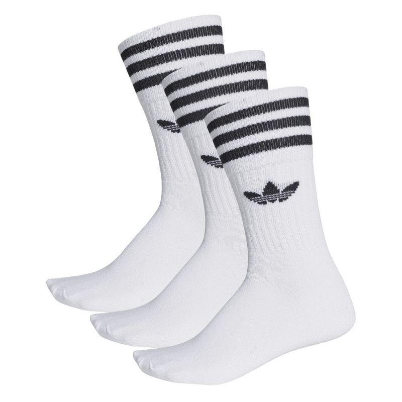 Adidas Originals Pack 3 paires de chaussettes adidas Originals mi-mollet - S21489