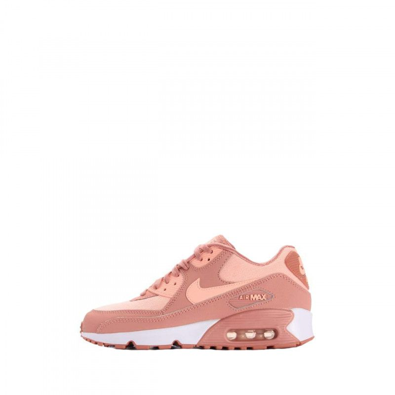Baskets Junior Nike AIR MAX 90 MESH GS - Ref. 880305-601