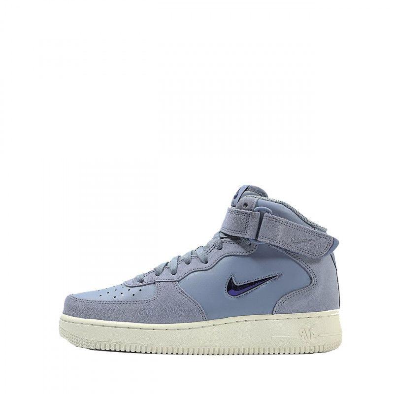 info pour 66b59 7a7c7 Basket Nike Air Force 1 07 Mid LV8 - 804609-402